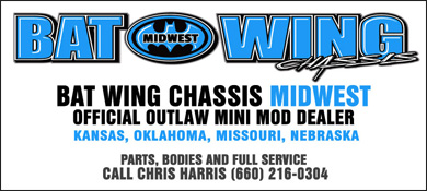 Bat Wing Chassis Midwest